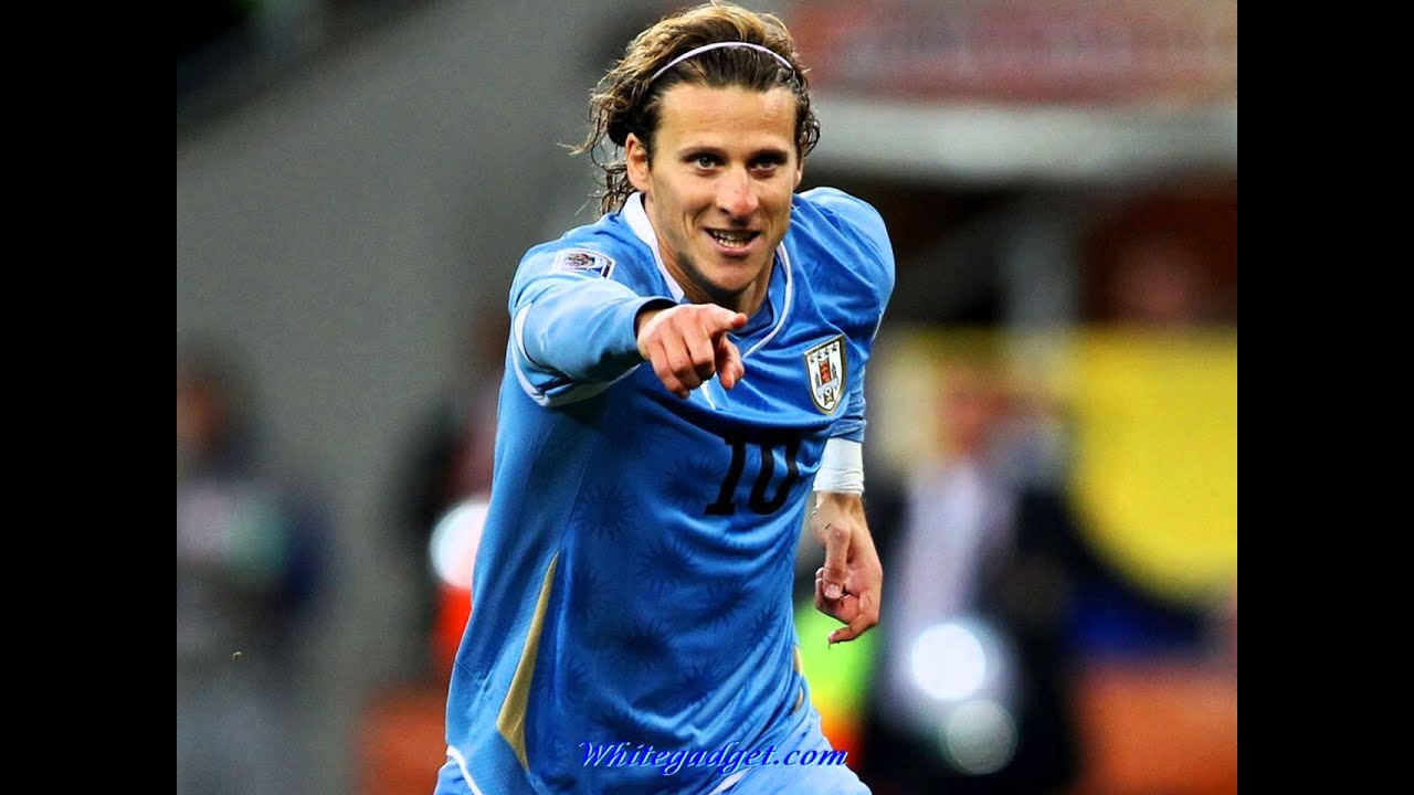 He is a legend Diego Forlan