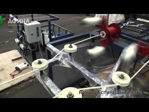 Линия для производства стеклопластиковой арматуры «ТЛКА-2»