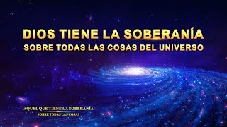 """Vídeo de la creación de Dios """"Aquel que tiene la soberanía sobre todas las cosas"""" Escena 1 - Dios tiene la soberanía sobre todas las cosas del universo"""