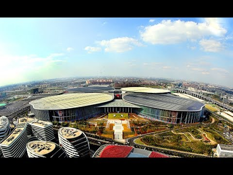 LIVE: China's first import expo kicks off in Shanghai