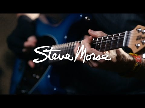 Steve Morse demos his Ernie Ball Music Man Signature Model