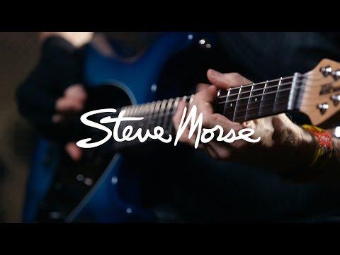 Steve Morse demos his Ernie Ball Music Man Signature Model