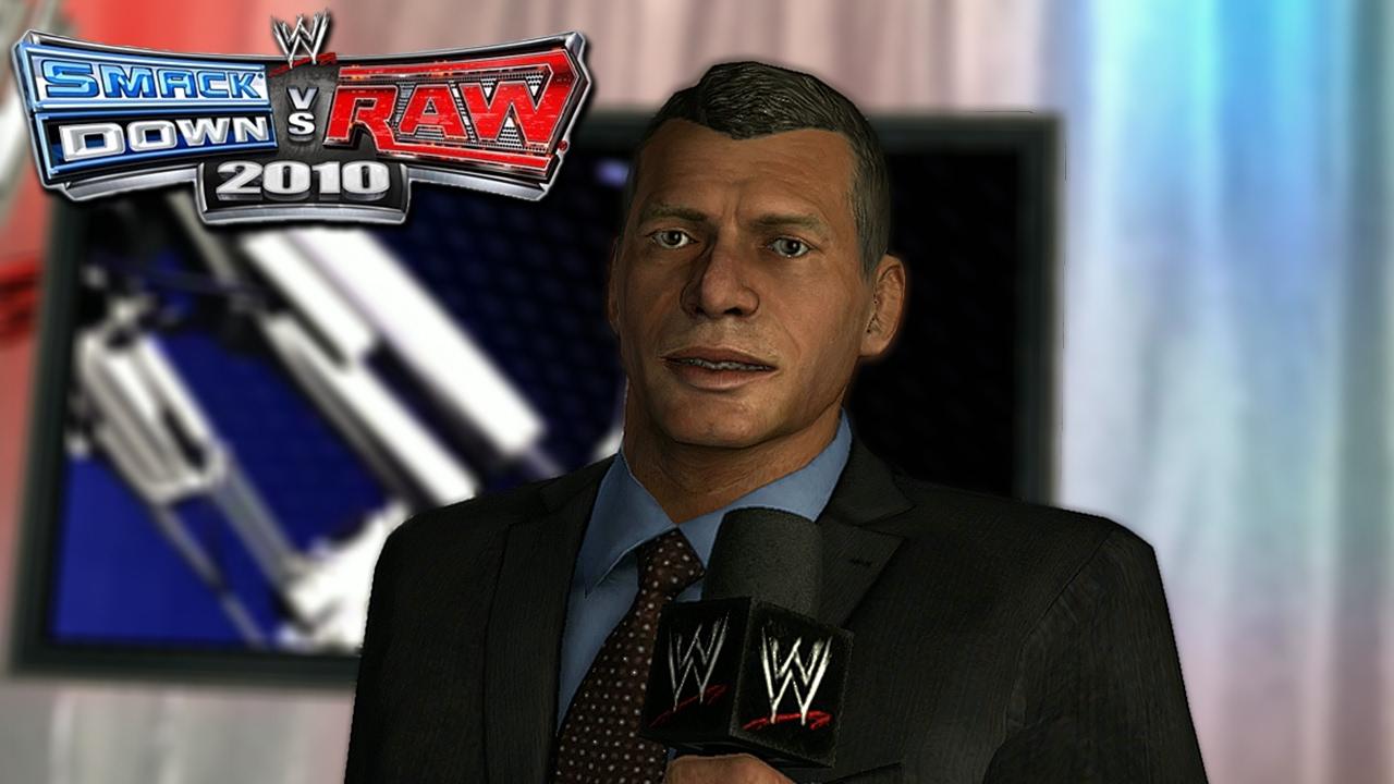 WWE Smackdown Vs. Raw 2010 Road To Wrestlemania Ft. Edge ...