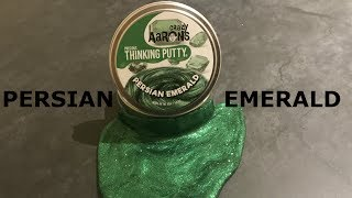 Crazy Aaron's Persian Emerald Thinking Putty