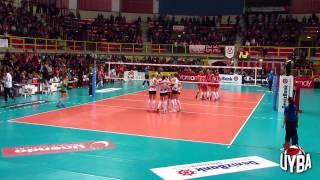 18/02/15 Highlights Unendo Yamamay Busto Arsizio - Azeryol Baku