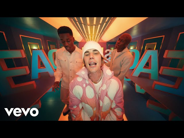 Justin Bieber - Peaches ft. Daniel Caesar, Giveon