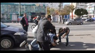 Stopham Moldova: Нападение На Активиста Сашу.