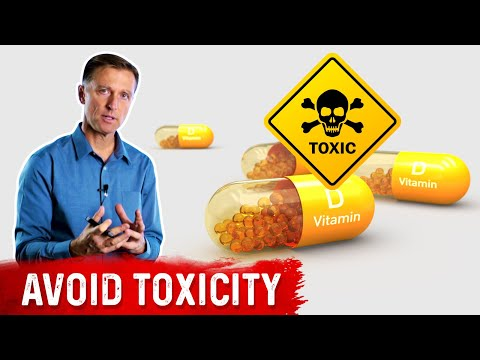 Get the Benefits of Vitamin D Without the Toxicity