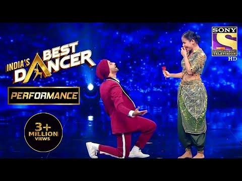 Swetha और Shubrnail की मस्ती-भरी नोंक झोंक | India's Best Dancer