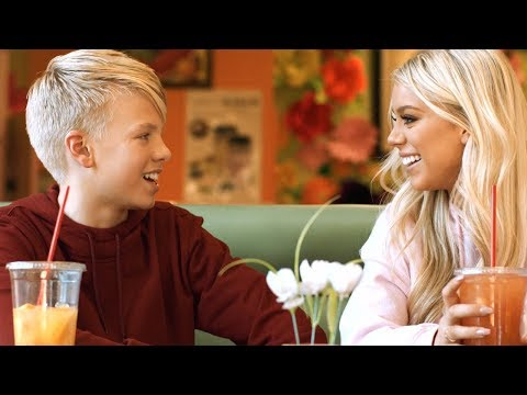 Carson Lueders - You're The Reason  (behind the scenes)