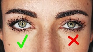ONE Mascara Two Ways | How To Apply Mascara Like A Pro | Mak...
