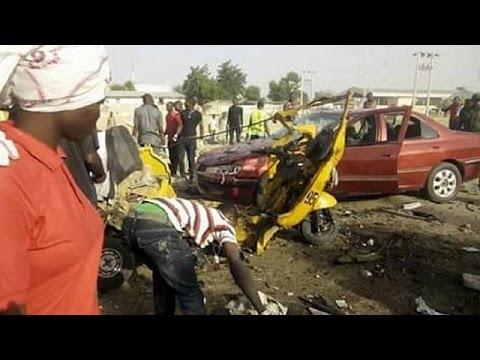 Nine killed in multiple suicide bomb attack in Nigeria's Maiduguri