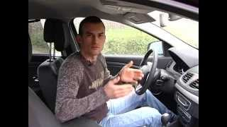 Renault Fluence тест-драйв обзор Автопанорама