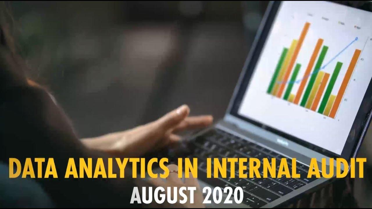 Data Analytics in Internal Audit - YouTube