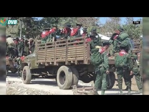 Download KIO ထိန်းချုပ်နယ်မြေတွင်း စစ်ကောင်စီဘက်က စစ်လက်နက်နဲ့ ရိက္ခာဖြည့်ပေးနေ - DVB News