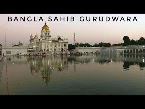 Bangla Sahib Gurudwara | Delhi | Indian travel vlogger