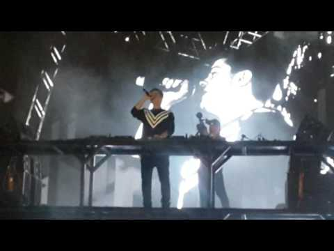 Martin Garrix - The Grand Entry, Mumbai, Sunburn