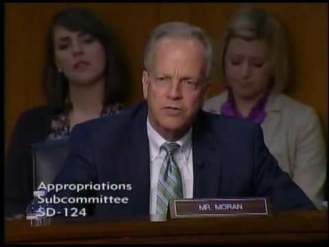 Sen. Moran Discusses the National Institutes of Health Budget Request