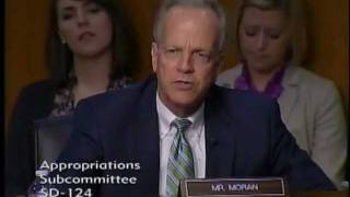Sen. Moran Discusses the National Institutes of Health Budget Request
