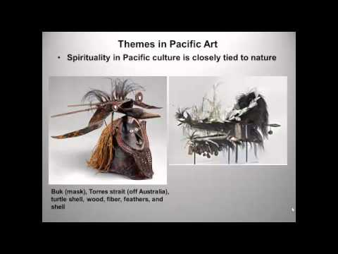 Introduction to Pacific art