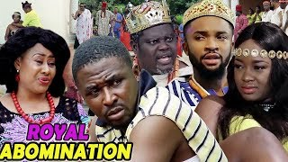 Royal Abomination Season 1&2 -NEW MOVIE HIT'' Onny Micheal & Luchy Donald 2019 Latest Nigerian Movie