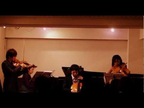 Siberian Khatru を室内楽で弾いてみた