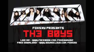 SNSD Girls Generation - The Boys [Foxsky Remix] EDM DUBSTEP ELECTRO