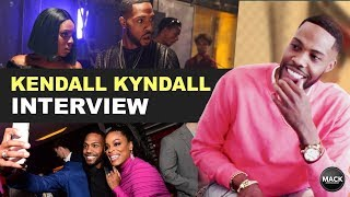 Kendall Kyndall Talks Love Hip Hop, Advice From Niecy Nash & New BET Series !