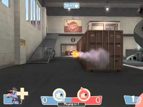 Team Fortress 2 Starter Guide - Airblasting