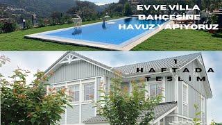 Havuz nasıl yapılır,havuz modelleri,panel havuz nasıl yapılır,havuz inşaatı