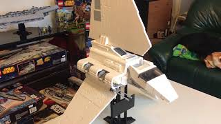 Review of LEPIN 05034 Imperial Shuttle Tydirium UCS LepinBrickDotCom0