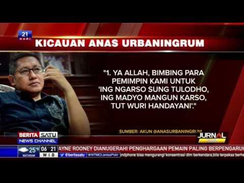 Twit Keluhan SBY Ditanggapi Sejumlah Tokoh Politik