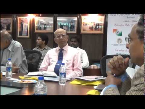 The Indus Foundation-OMICS Group-Brain Storming Session-01