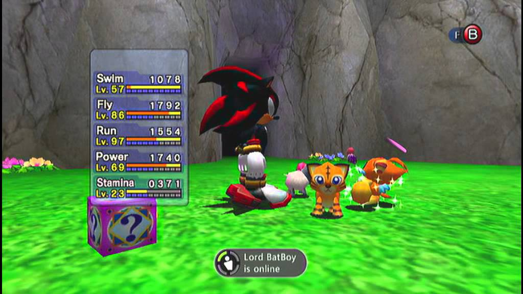 sonic adventure 2 how to get a jewel chao