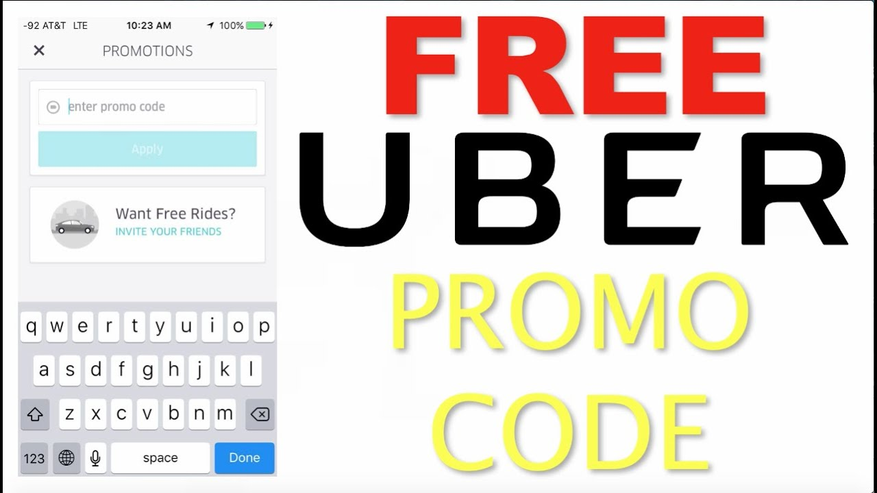 Uber Promo Code - Get A FREE Ride For New & Existing Users 2016 ...