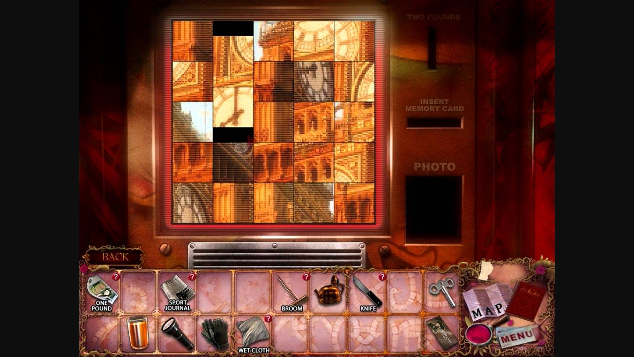 Mortimer Beckett and the Crimson Thief - Play Free Online ...