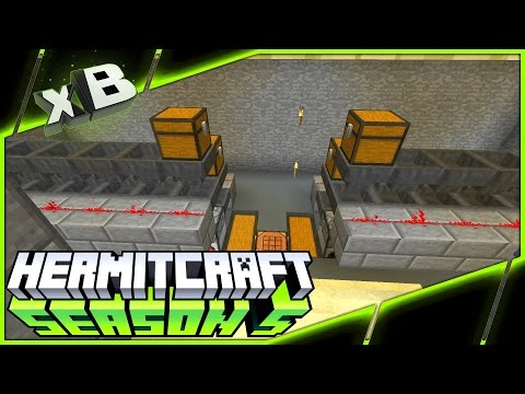 SUPER SMELTING! :: HermitCraft Season 5 :: Ep 27