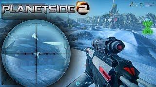 "Planetside 2: Sniper Kill Streak - ""Behind Enemy Lines"""
