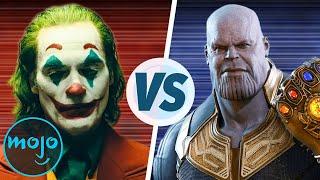 Joker vs. Thanos: Who's the Greatest Villain of 2019?