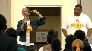 Evangelist Joyce Rodgers Preaches at the 2018 COGIC Ignite Summit in SC!