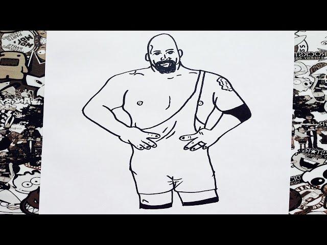 dibujos de luchadores w w e nhltv net