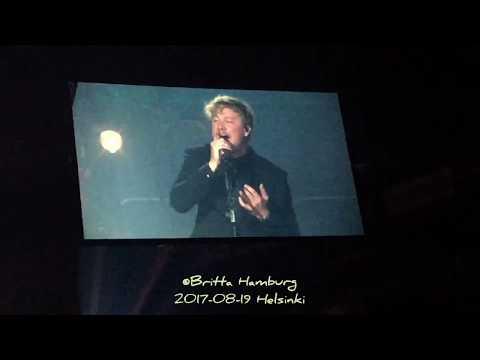 2017-08-19 Joutsenlaulu ~ Samu Haber @Helsinki Vain Elämää Live