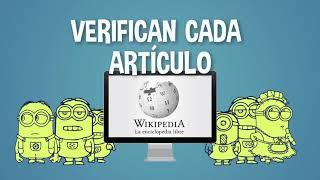 LOS INVENTOS DE LA WIKIPEDIA