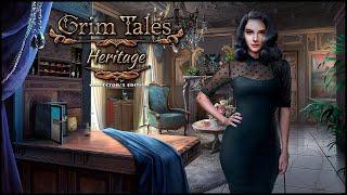 Grim Tales 19. Heritage Walkthrough | Страшные сказки 19. Наследие прохождение #2