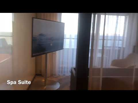 Scenic Eclipse - a peek at some of the suites