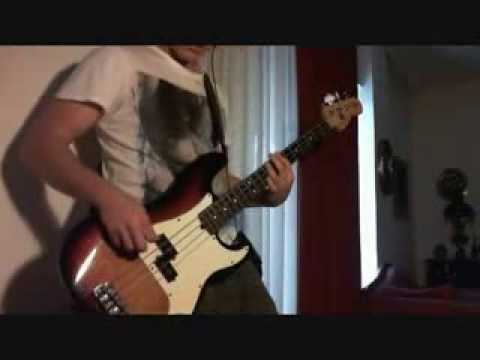 Smashing Pumpkins - [HQ Audio] Today (Bass Cover)