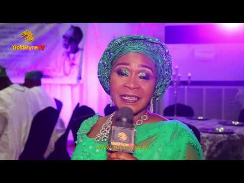 AKINSIKU OF LAGOS CELEBRATES FATHER'S 80TH BIRTHDAY IN GRAND STYLE