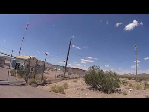 Jackrabbits at the Beatty Nevada Airport   (Nye County)