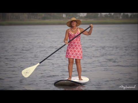 My Savannah: Paddleboarding in Savannah
