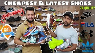CHEAPEST BRANDED SHOES MARKET …
